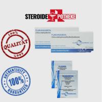 Magermassengewinn Pack – Euro Pharmacies – TURINABOL 6 Wochen