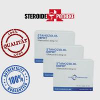 Trockenmassengewinn / Gewichtsverlust Pack – Euro Pharmacies – STANOZOLOL 8 Wochen