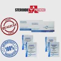 Massengewinn Pack – ANADROL 4 Wochen (Euro Pharmacies)