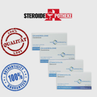 Euro Pharmacies Trockenmassengewinn Pack – Anavar / Winstrol (6 Wochen)