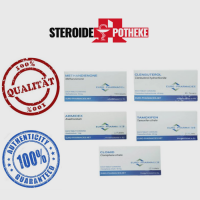 Trockenmassengewinn Pack – Euro Pharmacies -DIANABOL / CLENBUTEROL 8 Wochen