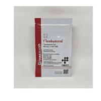 Clenbuterol 100x40mcg Pharmaqo Labs