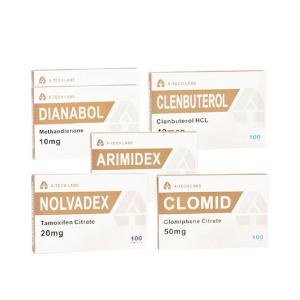 Dianabol Clenbuterol PCT A-Tech Labs