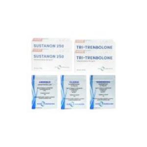 Sustanon Tri-Trenbolone Euro Pharmacies