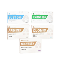 Level I Trockenmasseaufbau-Paket (Injektion) – SUSTANON + PRIMOBOLAN + PCT (8 Wochen) A-Tech Labs