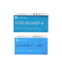 Peptid-Pack zur Massenzunahme – Mittlere – GHRP-6 / CJC 1295 DAC – 12 Wochen – A-Tech Labs