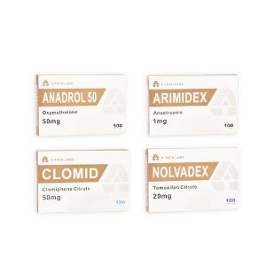 Anadrol Oxymetholone A-Tech Labs