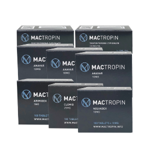 Test-Cyp Anavar Mactropin