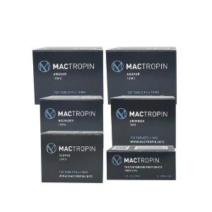 Anavar Test P Mactropin