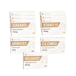 Dianabol Winstrol A-Tech Labs