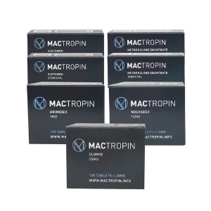 Sustanon Primobolan PCT Mactropin